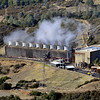 Geothermal Power Plant, The Geysers, California
