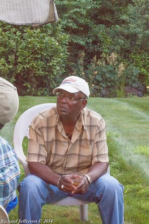 Gerald Jones Birthday party