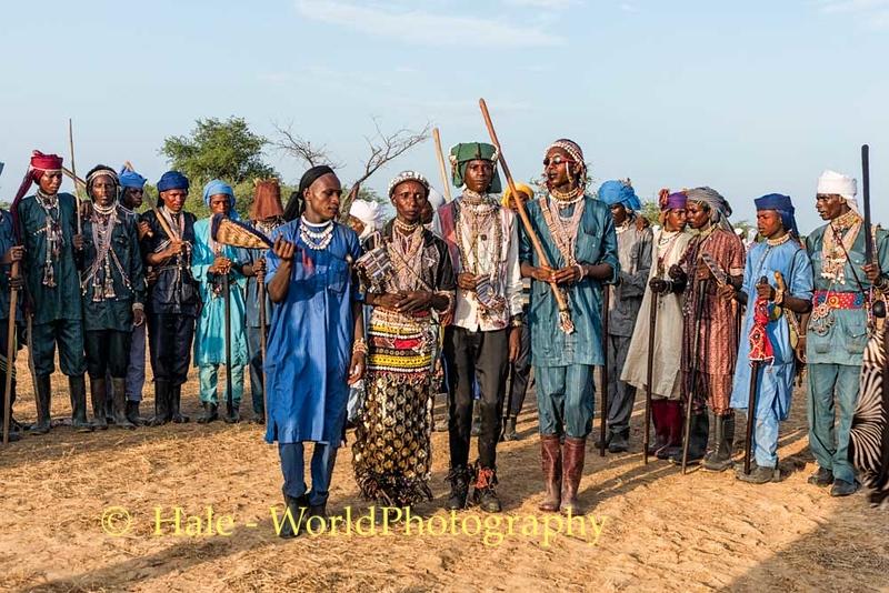 Ndjapto Clan of the Wodaabe Tribe