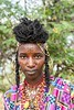Young Wodaabe Woman
