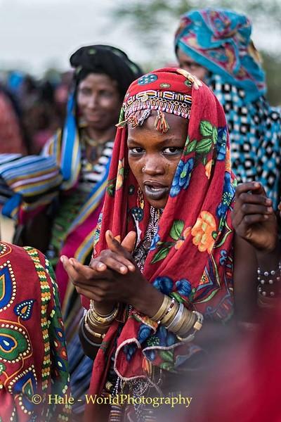 Ndjapto Maiden Dancing