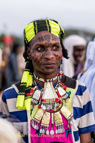 Wodaabe Dancer