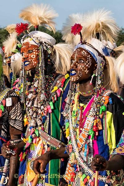 Gerewol Dancers I