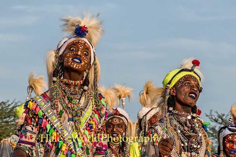 Wodaabe Beauty Contestants