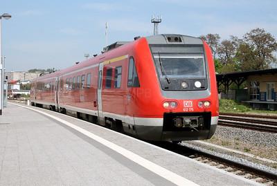 612 175 Gera Hbf 270409