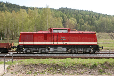 PRESS, 112 565 (uic 92 80 1202 565-8 D-PRESS) at Johanngeorgenstadt  280409