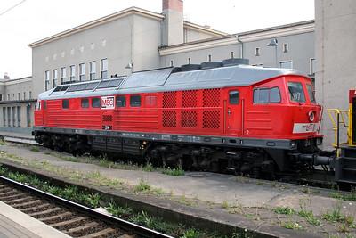 MEG, 314 (uic 92 80 1 232 239-4 D-MEG) Dessau Hbf 270409 (2)