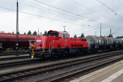 261 092 (92 80 1261 092-1 D-DB) at Itzehoe on 3rd August 2017 (7)