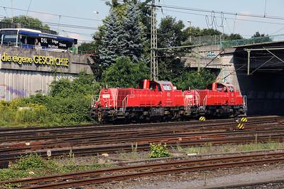 261 103 (92 80 1261 103-6 D-DB) at Hamburg Harburg on 9th August 2017 (3)