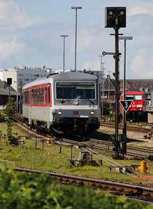 628 540 (95 80 0628 540-6 D-DB) at Westerland (Sylt) on 6th August 2017 (4)