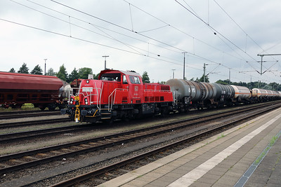 261 092 (92 80 1261 092-1 D-DB) at Itzehoe on 3rd August 2017 (6)