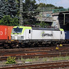 Captrain, 193 895 (91 80 6193 895-0  D-ITL) at Hamburg Harburg on 9th August 2017 (2)