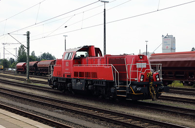 261 092 (92 80 1261 092-1 D-DB) at Itzehoe on 3rd August 2017 (9)