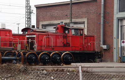 363 176 (90 80 3363 176-9 D-DB) at Ingolstadt Depot on 9th February 2017 (3)