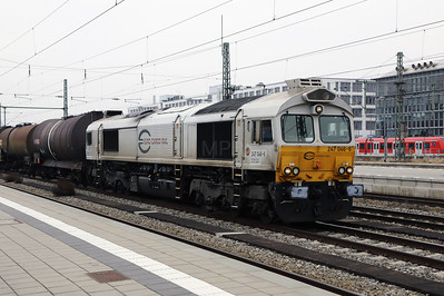 ECR, 247 046 (92 80 1266 446-4 D-DB) at Munich Ost on 10th February 2017 (4)