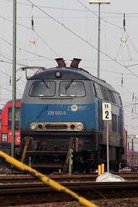 EGP, 225 002 (92 80 1225 002-5 D-EGP) at Ingolstadt Depot on 9th February 2017 (1)