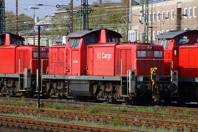 294 347 at Schwerte (Ruhr) on 18th April 2004