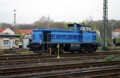 DKB, 6.304.1 at Duren on 13th April 2004