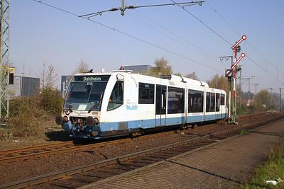 DKB, 6.002.1 at Rheydt Hbf on 12th April 2004