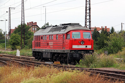 232 800 at Grosskorbetha on 8th August 2010 (1)