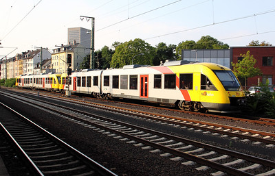 HEB, VT 204 2 (95 80 0648 904-0 D-HEB) at Frankfurt (Main) West on 6th August 2010 (2)