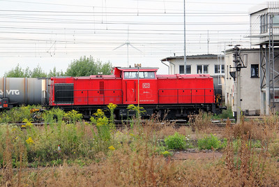 ALS, 203 658 (92 80 1203 158-1 D-ALS) at Grosskorbetha on 8th August 2010 (1)