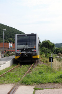 672 904 at Wangen (Unstrut) on 7th August 2010 (10)