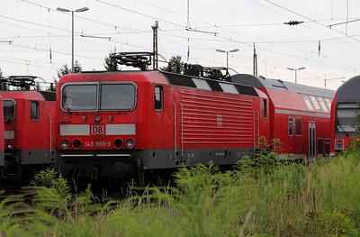 143 960 at Halle Nietleben on 8th August 2010