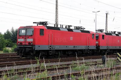 143 079 at Halle Nietleben on 8th August 2010