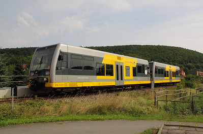 672 904 at Wangen (Unstrut) on 7th August 2010 (8)