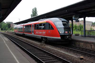 642 520 at Zeitz on 7th August 2010 (2)