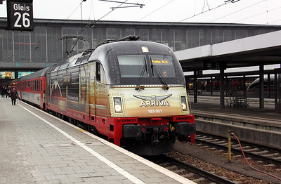 German - Non railtour Galleries
