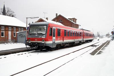 628 625 at Walldurn on 19th February 2005 (2)