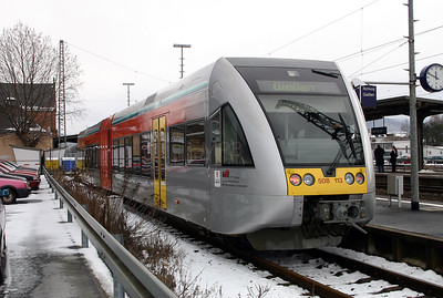 BLE, 508 113 at Gelnhausen on  20th February 2005 (1)