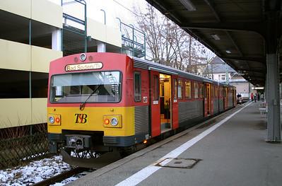 FKE, VS2E 17B at Bad Soden on 20th February 2005