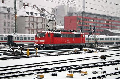 111 103 Frankfurt Main Hbf on 19th February 2005