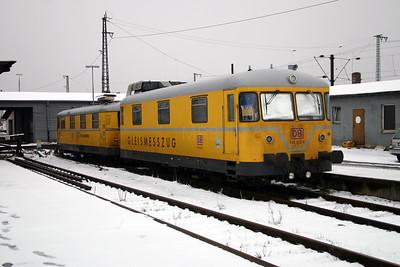 726 002 at Hanau Hbf on 20th February 2005