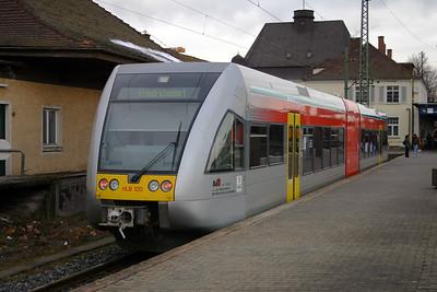 BLE, HLB 120 at Friedburg (Hess) on 20th February 2005
