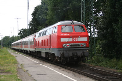 218 216 at Koln West on 8th July 2008 (4)