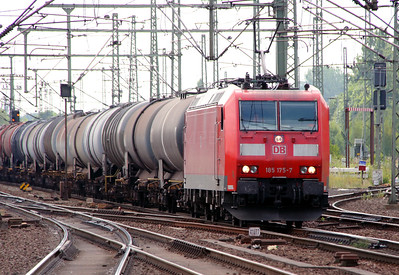 185 175 (91 80 6185 175-7 D-DB) at Hamburg Harburg on 15th July 2013
