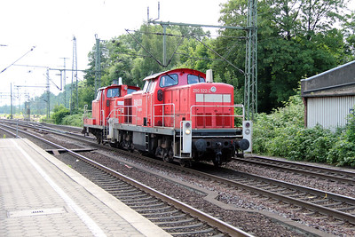290 522 (98 80 3290 522-2 D-DB) at Hamburg Harburg on 15th July 2013