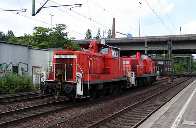 362 769 (98 80 3362 769-2 D-DB) at Hamburg Harburg on 15th July 2013
