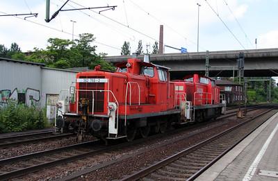 362 769 (98 80 3362 769-2 D-DB) at Hamburg Harburg on 15th July 2013