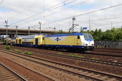 ME, 146-05 (91 80 6146 505-3 D-ME) at Hamburg Harburg on 15th July 2013