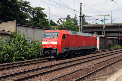 152 160 (91 80 6152 160-8 D-DB) at Hamburg Harburg on 15th July 2013