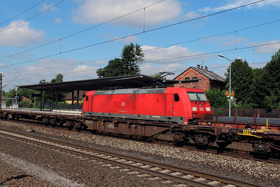 185 210 (91 80 6185 210-2 D-DB) at Rotenburg (Wumme) on 6th August 2013
