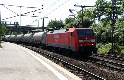 152 115 (91 80 6152 115-2 D-DB) at Hamburg Harburg on 6th August 2013