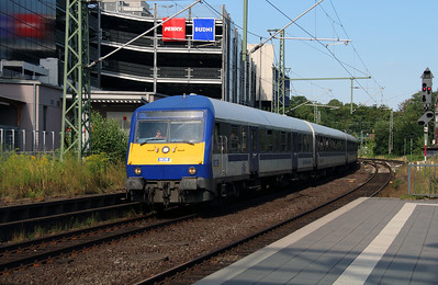 55 80 80 35 004-1 D-NOB at Buchholz (Nordheide) on 5th August 2013
