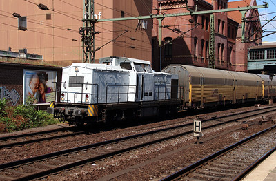 HAEG, 203 007 (92 80 1203 007-0 D-HAEG) at Hamburg Harburg on 6th August 2013