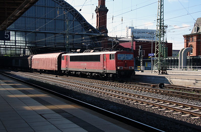 155 127 (91 80 6155 127-4 D-DB) at Bremen HBF on 6th August 2013